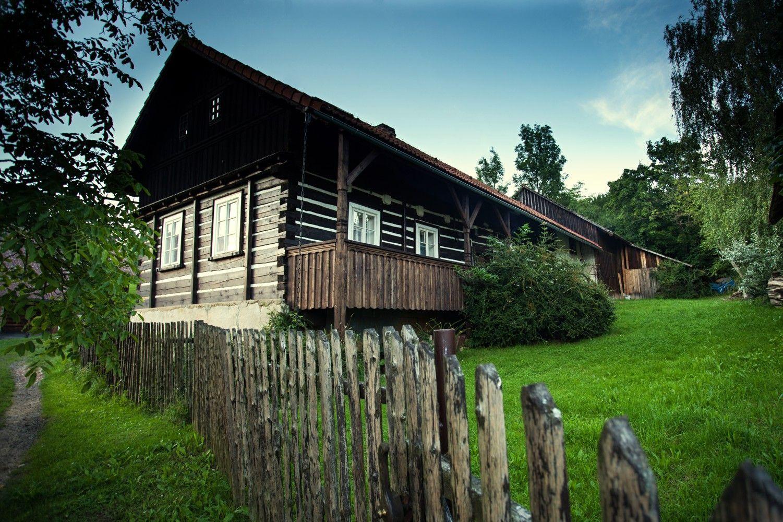 Vítejte na stránkách obce Dřevnice