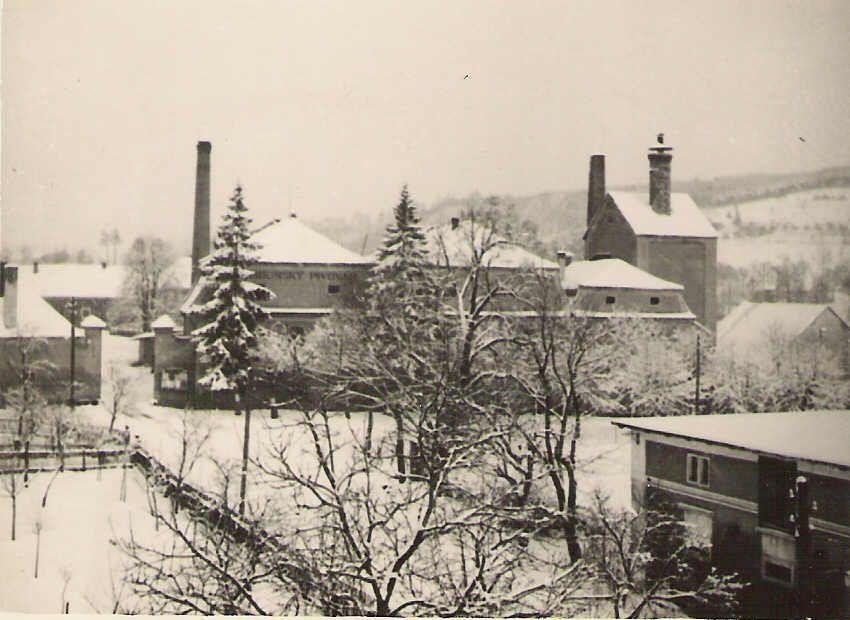 Historie pivovaru ve Dřevěnici