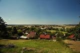 Pohled na Dřevěnici od chat - srpen 2012